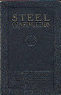 Steel Construction 1st Edition Revised Printing