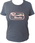 Powells Asphalt L Womens Classic T