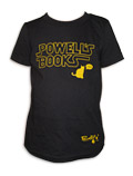 Powell's Black Fup Wars Toddler T-shirt