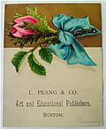 Chromolithographs of Louis Prang