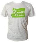 Powell's Cream Oregon T-Shirt (XL)