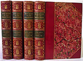 A Short History of the English People, 4 Volumes