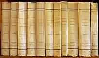 L'Oeuvre Romanesque de Stendhal 11 Volumes, Limited Edition