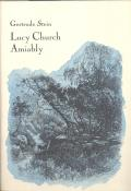 Lucy Church Amiably 1st Us Edition