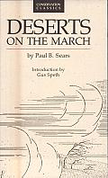 Deserts on the March
