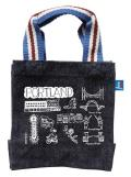 City of Portland Mini Denim Tote Bag