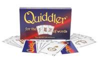 Quiddler Game