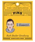 RBG Enamel Pin Set