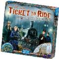 Ticket to Ride Map 5 United Kingdom Game Expansion