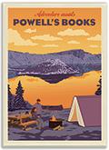 Powells Books Adventure Awaits Magnet