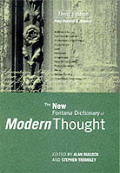 New Fontana Dictionary Of Modern Thought