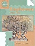 Explorers: 1450-1550