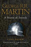 Steel & Snow Songs of Ice & Fire Book 3 Part 1 UK