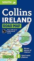 Collins Ireland 2. South 1 : 350 000