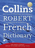 Collins Robert French Dictionary: With Free Online Access