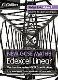 New GCSE Mathsstudent Book Higher 2: Edexcel Linear (A)