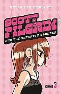 Scott Pilgrim Volume 03 Scott Pilgrim & the Infinite Sadness