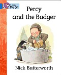 Percy and the Badger