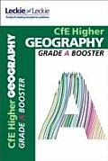 Cfe Higher Geography Grade Booster