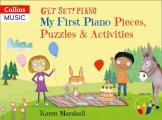 Get Set! Piano - Ready to Get Set! Piano: Activity Book