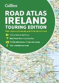 Collins Road Atlas Ireland Touring Edition