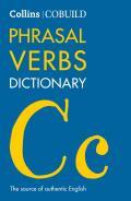 Collins Cobuild Phrasal Verbs Dictionary