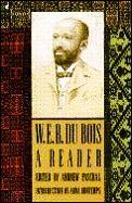 W E B Du Bois Reader