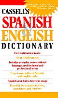 Cassells Spanish & English Dictionary