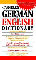 Cassells German & English Dictionary