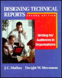 Designing Technical Reports Writing For
