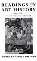 Readings In Art History Volume 2 3rd Edition
