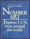 Number Art Thirteen 1 2 3s From Around
