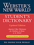 Websters New World Students Dictionary Revised Edition