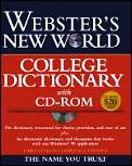Websters New World College Dictionary 3rd Edition With Cdrom