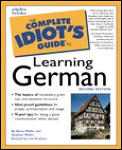 Complete Idiots Guide To Learning German 2nd Edition
