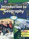 World Regions: Student Edition Intro to Geography 2007