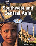 Geography Middle School, Southwest & Central Asia: Student Edition 2009