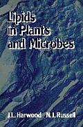 Lipids in Plants and Microbes