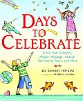 Days to Celebrate A Full Year of Poetry People Holidays History Fascinating Facts & More