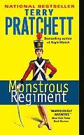 Monstrous Regiment Discworld 28