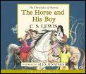 Horse & His Boy Cd Unabridged