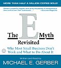 E Myth Revisited Why Most Small Business