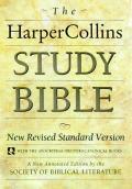 Bible NRSV Harpercollins Study Apocrypha