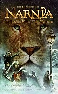 Lion The Witch & The Wardrobe movie cover
