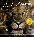 The Lion, the Witch and the Wardrobe Adult CD