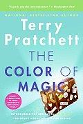 Color of Magic Discworld 01