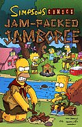Simpsons Comics Jam Packed Jamboree