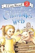 Charlotte's Web: Wilbur's Prize (I Can Read Book 2)