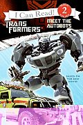 Meet The Autobots Transformers Level 2