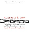 Alienable Rights The Exclusion Of Africa